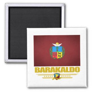 Barakaldo 2 Inch Square Magnet