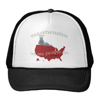 Barakhenaten Let My People Go! Exodus 9:1 Trucker Hat