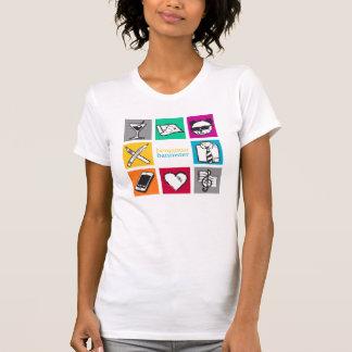 """barandilla """"cubo """" de benjamin t shirt"""