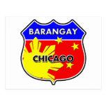 Barangay Chicago Post Card