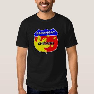 Barangay Chicago T Shirt