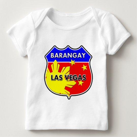 Barangay Las Vegas Baby T-Shirt