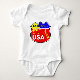 Barangay los E.E.U.U. Camisas