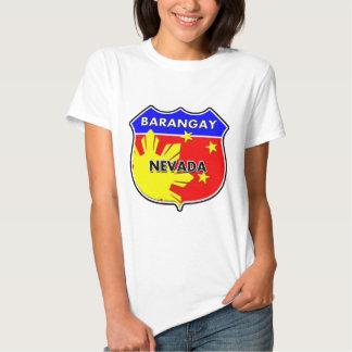 Barangay Nevada T-shirt