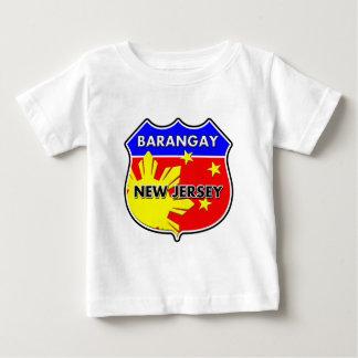 Barangay New Jersey Infant T-shirt
