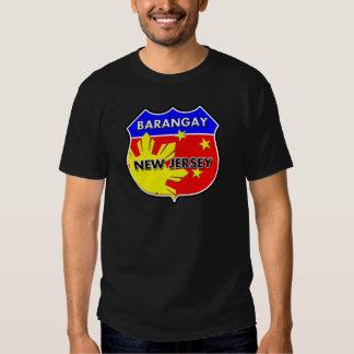 Barangay New Jersey Tee Shirt