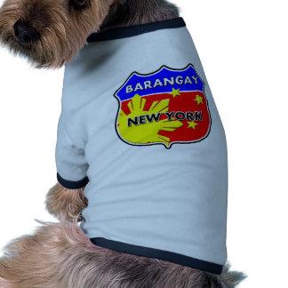 Barangay New York Dog Clothes