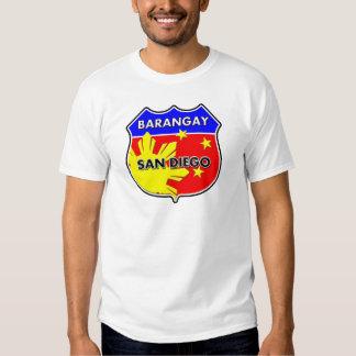 Barangay San Diego Tee Shirt