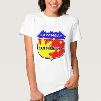 Barangay San Francisco T-shirt