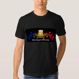 Barangay T-Shirt (blk - Mla.)