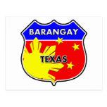 Barangay Tejas Postales