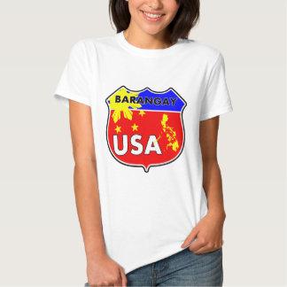 Barangay USA Shirt