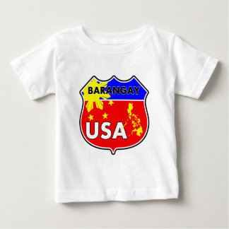 Barangay USA T-shirt