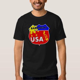 Barangay USA T Shirt
