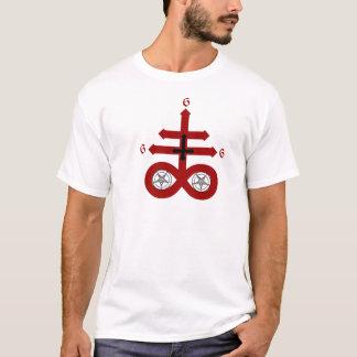 "Barato ""666"" camisa"