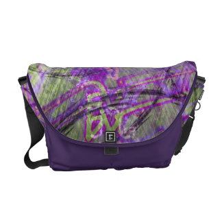 barb_a_wiredness messenger bag