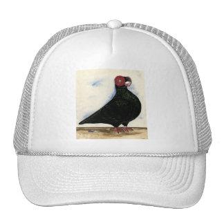 Barb Pigeon Watercolor Trucker Hat