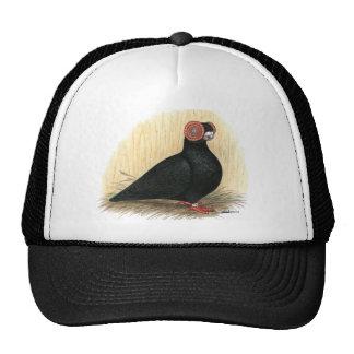 Barb:  Standard Black Trucker Hat
