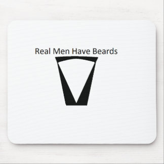 barba alfombrilla de raton