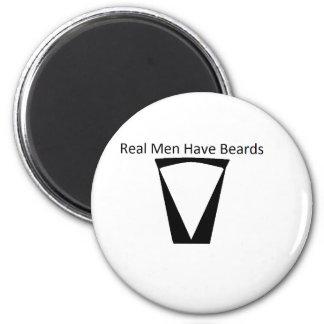 barba imán redondo 5 cm