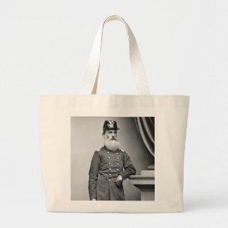 Barba impresionante de la guerra civil, 1860s bolsas de mano