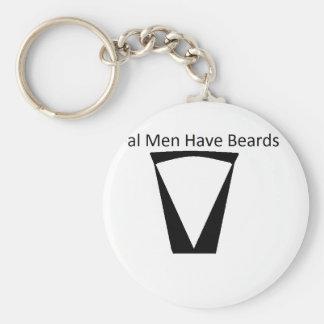 barba llavero redondo tipo pin