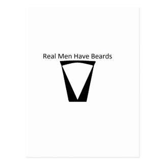 barba postales