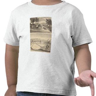 Barba res, trabajos de la sal de Alvarado Camiseta