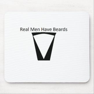 barba tapete de ratón