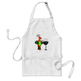 barbacue adult apron