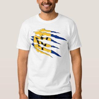 Barbadian Scar T-shirt