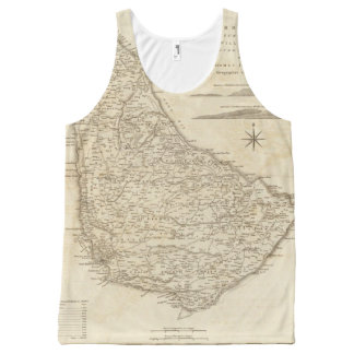 Barbadoes All-Over Print Tank Top