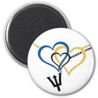 Barbados 1104 nc magnet
