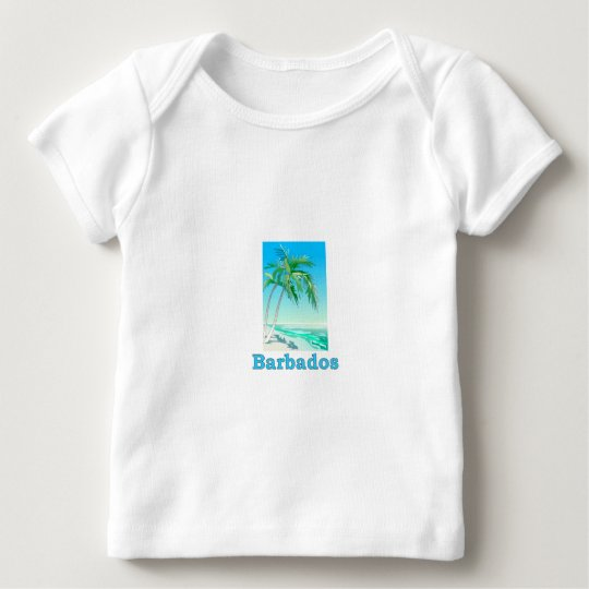 Barbados Baby T-Shirt