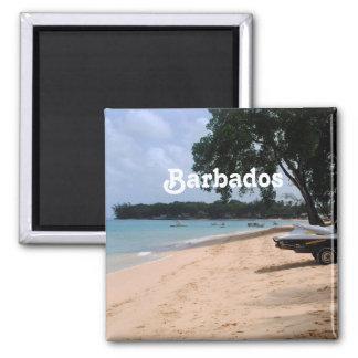 Barbados Beach Magnets