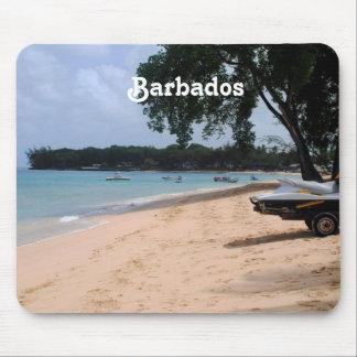 Barbados Beach Mouse Pad