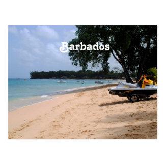 Barbados Beach Post Cards