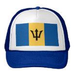 BARBADOS CAP TRUCKER HAT