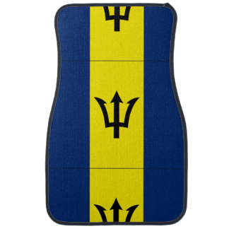 Barbados Car Floor Mat