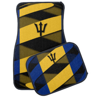 Barbados Car Floor Mat