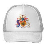 Barbados Coat of Arms Hat