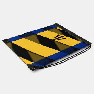Barbados Drawstring Backpack