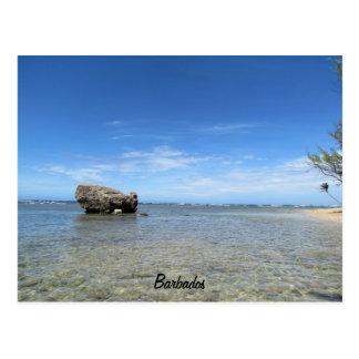 Barbados - East Coast 1 Postcard