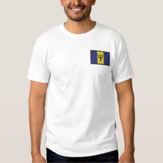 Barbados Embroidered T-Shirt
