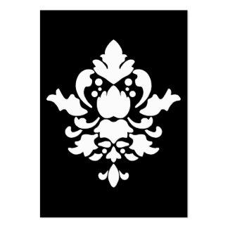 BARBADOS en blanco en negro Plantilla De Tarjeta De Negocio