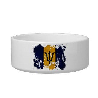 Barbados Flag Bowl