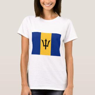Barbados Flag Design T-Shirt