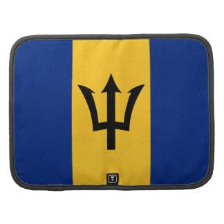Barbados Flag Folio Organizer