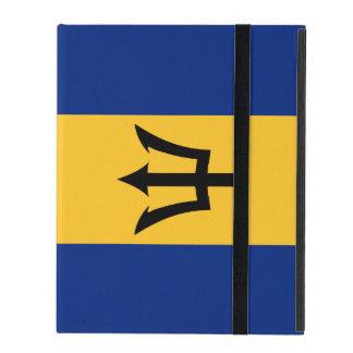 Barbados Flag iPad Folio Cases