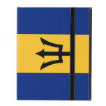 Barbados Flag iPad Folio Case